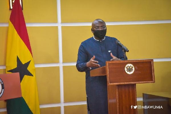 Construction of the 88 hospitals - Dr. Bawumia
