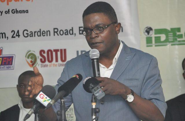 John Mahama is damaging his international reputation - Akwetey