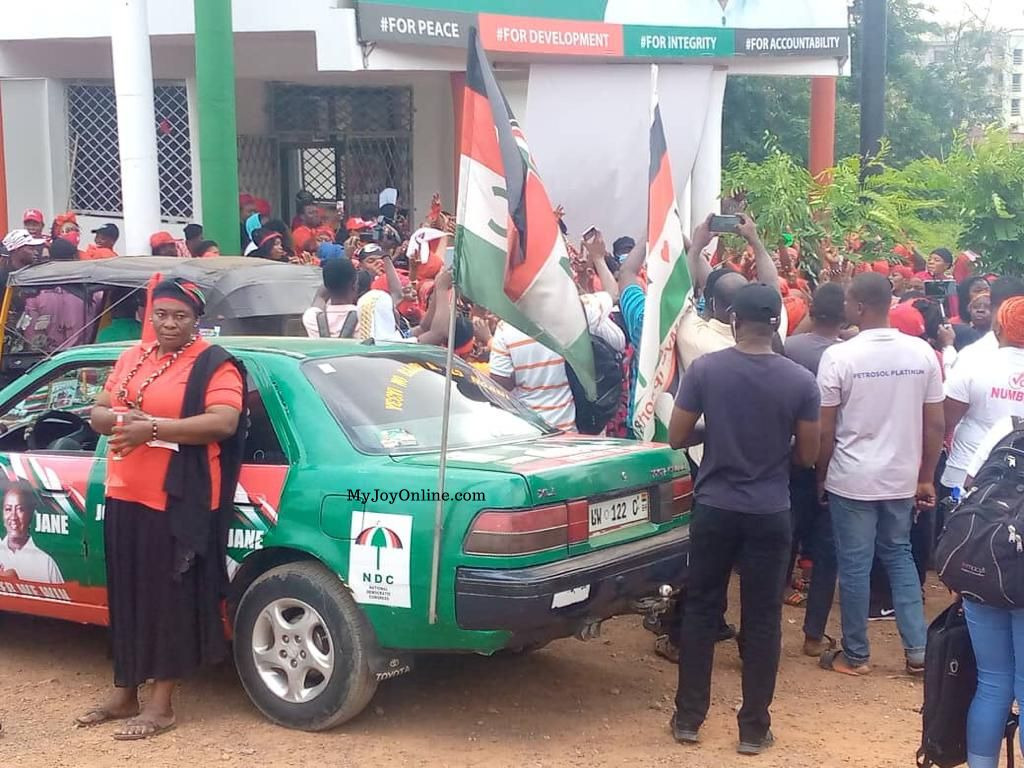 Court Orders NDC To Cancel Demo