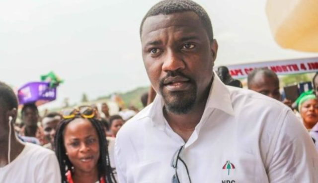 Dumelo advises Police: Ban all Ghanaians from protesting – Dumelo