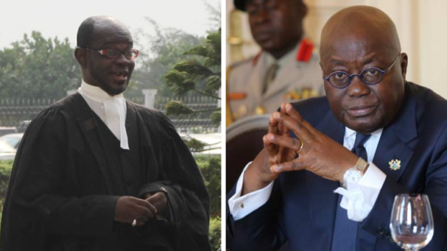 Lawyer Frank Davies leads NPP to the Supreme Court
