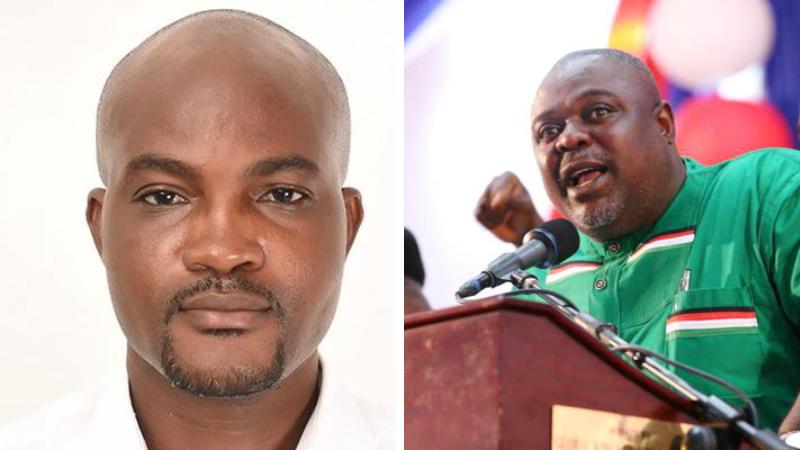 Dzifa Gunu threatens Koku Anyidoho