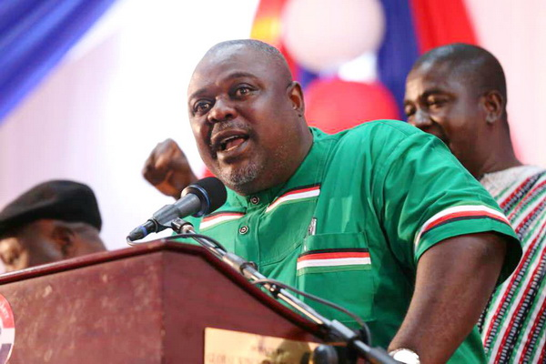Koku Anyidoho lodges death threat complaint at CID