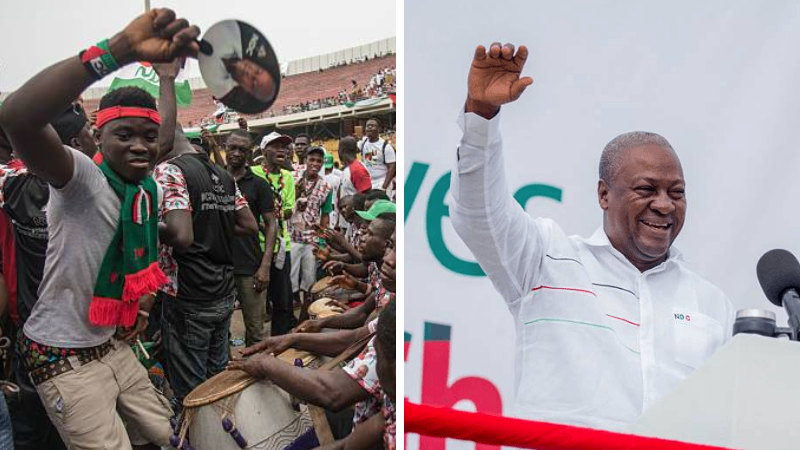 NDC Executives Jubilate After Audit Report On Pink Sheets Give Them Hope