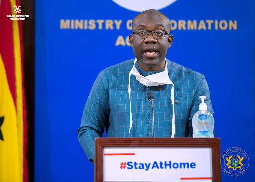 Ghanaians to pay 1% tax for Covid-19 reliefs enjoyed in order to fill economic gap – Oppong Nkrumah