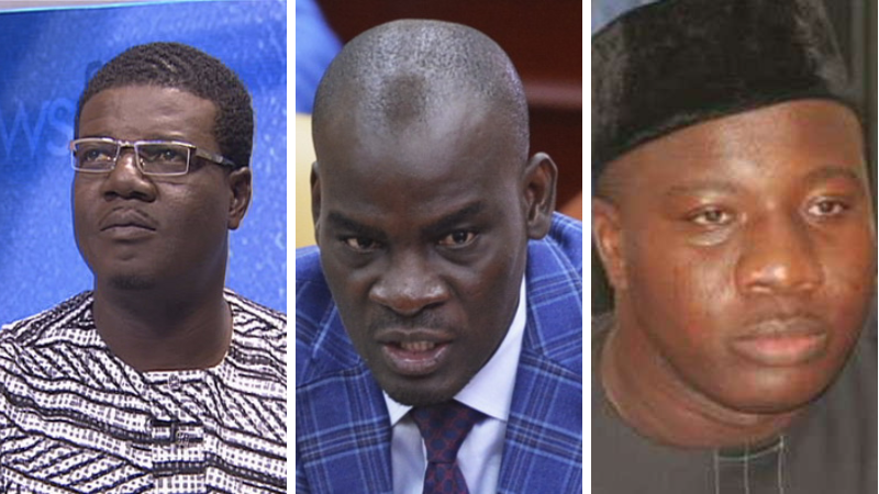 Confusion rocks NDC in parliament as Haruna Iddrisu is being pushed away as the next minority leader