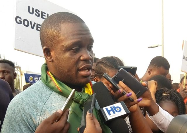 'We'll also show you power – Sam George warns police and military