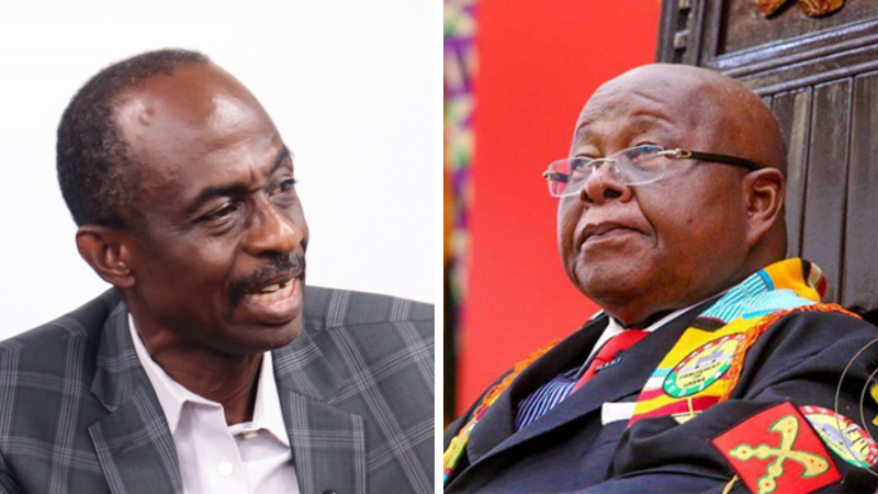I Warned You - asiedu nketia