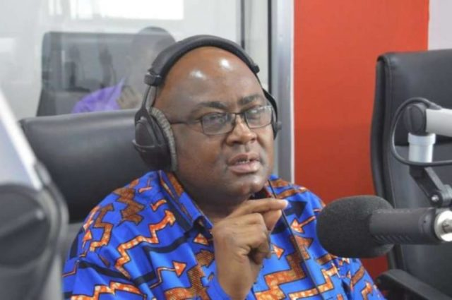 Even Mahama knows he can't control Alban Bagbin – Ben Ephson