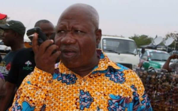 Akufo-Addo may be behind ET Mensah's victory - Allotey Jacobs
