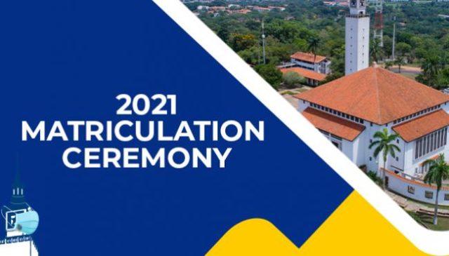University of Ghana Organizes it's first Virtual Matriculation Ceremony
