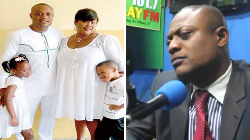 Lawyer Maurice Ampaw's wife reportedly dead