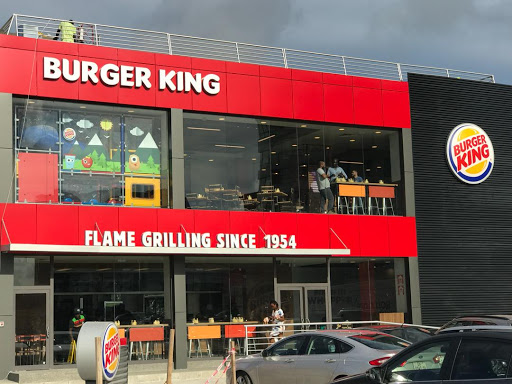 American Food-Serving Restaurants in Accra Burger King