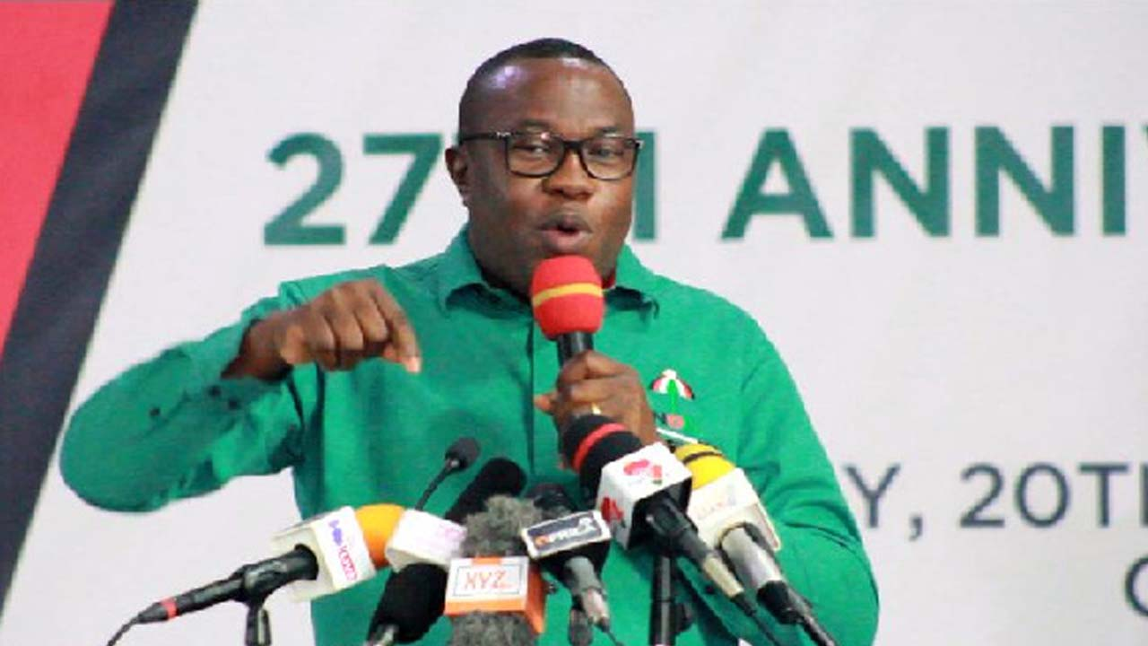 NDC to take further actions against Allotey Jacobs, Koku Anyidoho – Ofosu-Ampofo reveals