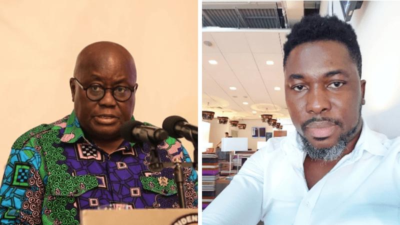 Akufo-Addo's galamsey fight is hyprocrisy – Kwame A-Plus