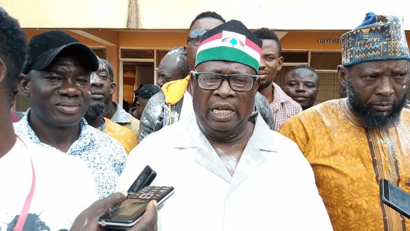 Ablakwa must withdraw his resignation letter - Cletus Avoka appeals