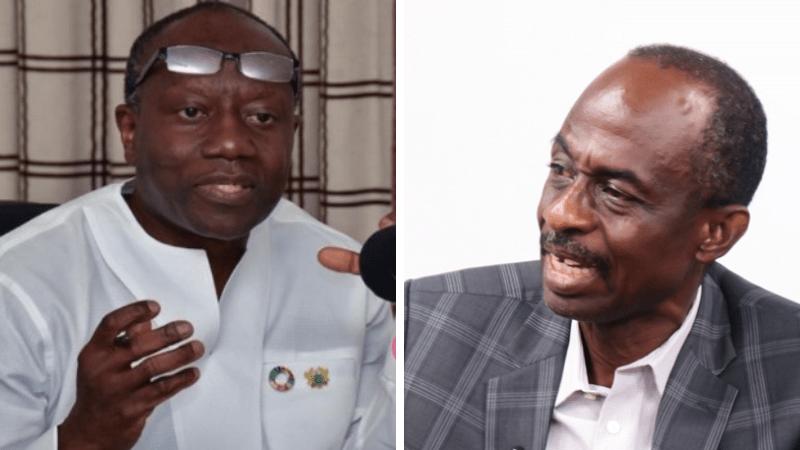 We approved incompetent Ken Ofori-Atta to help us win 2024 - Asiedu Nketia