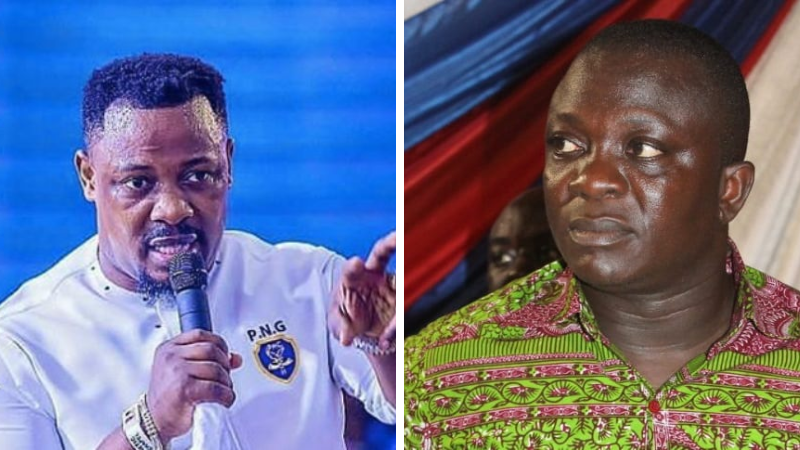 NPP should forget 2024 and prepare Bryan Acheampong as Presidential candidate to win 2028 - Nigel Gaisie