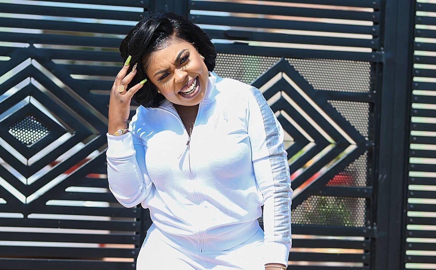 Fix The Country: Afia Schwarzenegger Slams Ghanaians To Fix Their Attitude