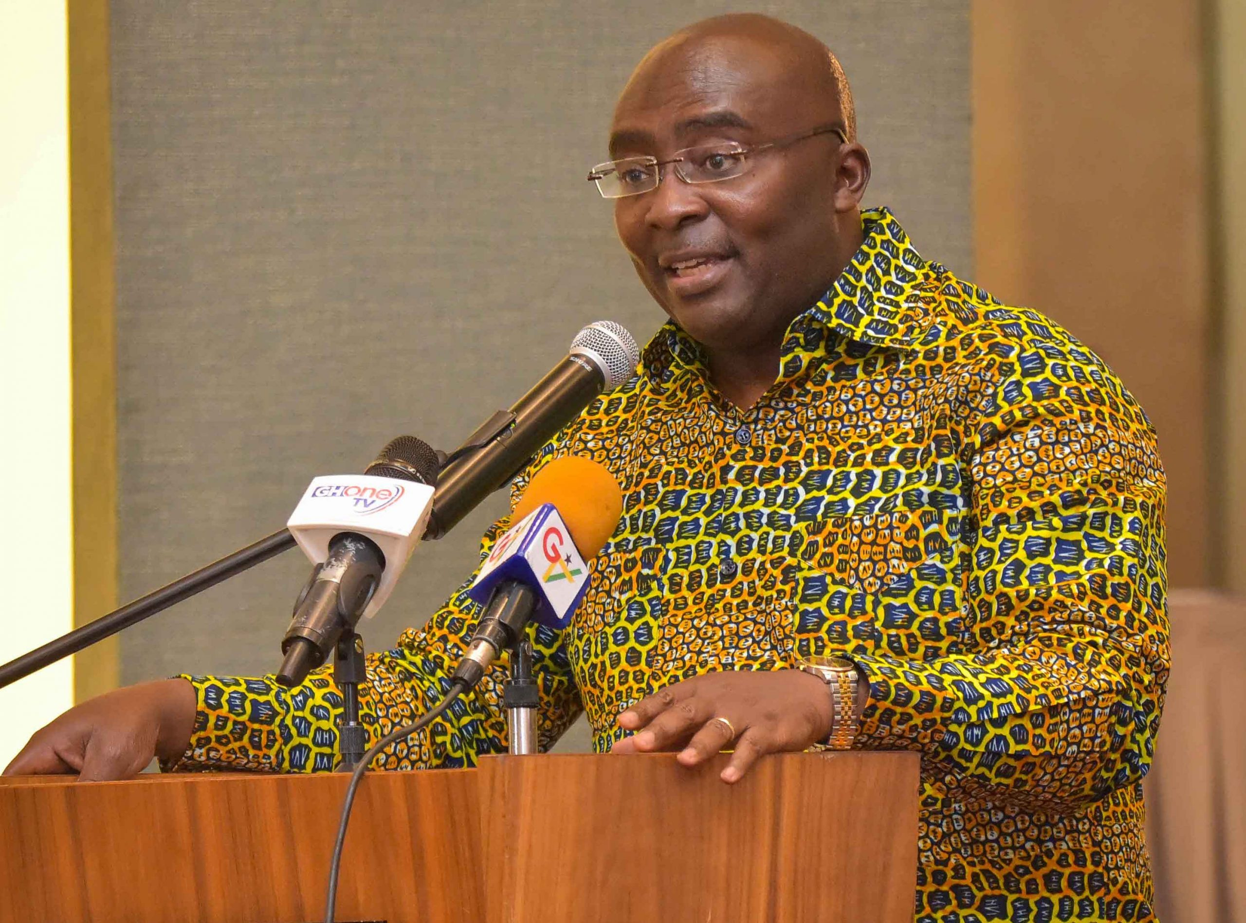 #Fix-the-country-movement#: Government Has Been Fixing The Country Since 2017- Bawumia