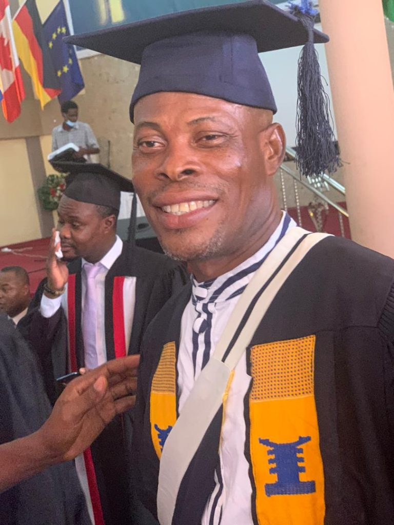 """Veteran Actor, """"Waakye"""" Ordained As A Reverend Minister- PHOTOS"""