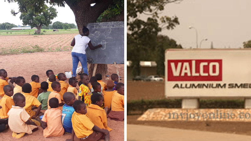 VALCO Trust Fund launches project to remove schools under trees