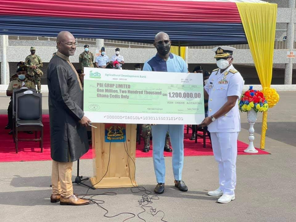 Kennedy agyapong 37 donation