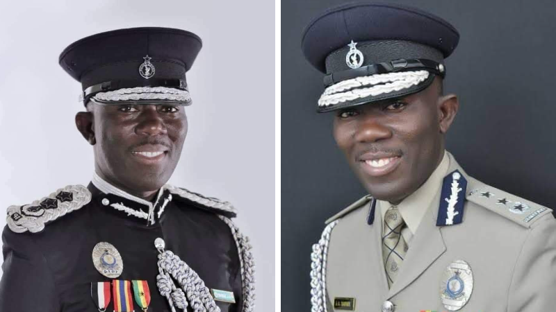 Nana Addo appoints C.O.P George Akuffo Dampare as acting IGP