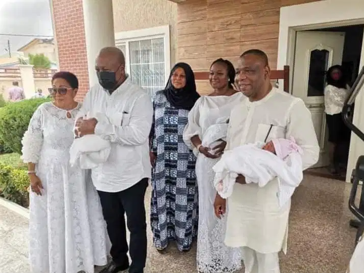 Joyce Bawah Mogtari gives birth to triplets