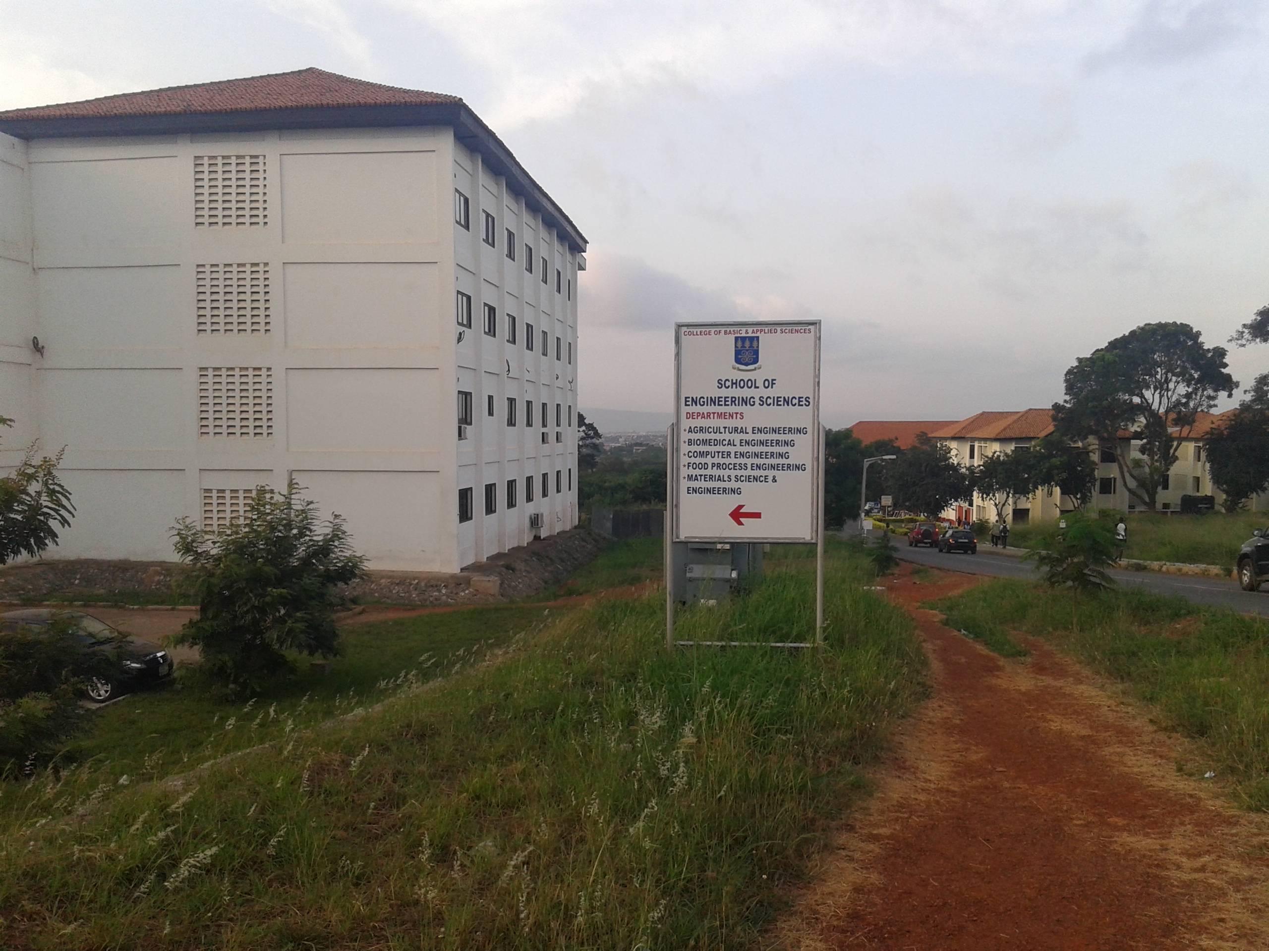 School of Engineering Sciences (SES), University of Ghana